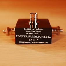 Universal Magnetic Balun UMB 130