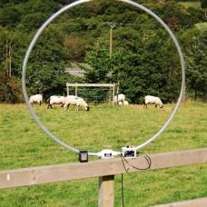 Active Loop Antenna ALA1530 Aluminium
